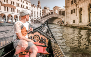 I Rode a Gondola in Venice and I Loved it! (Italy)