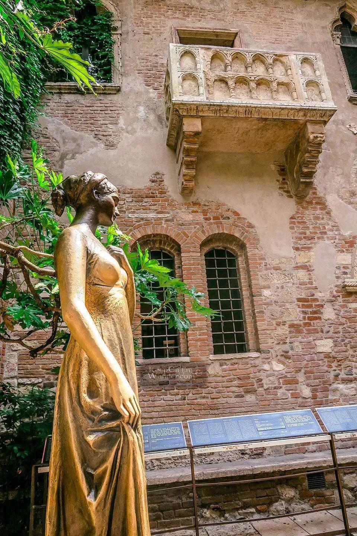 Juliet's House / Casa de Giuletta