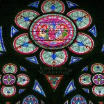Photos: The Stained Glass Windows at Notre Dame Paris