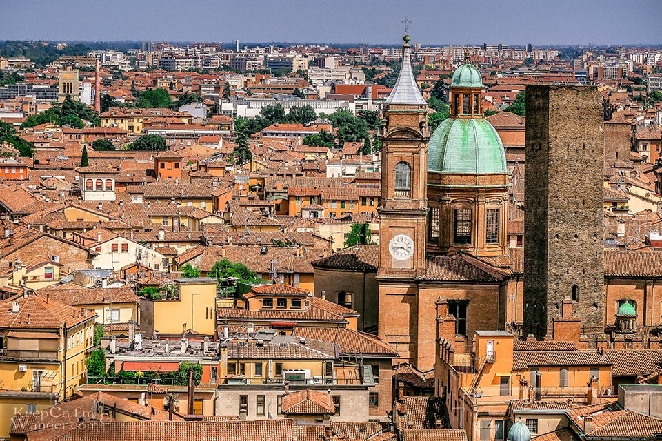 Travel Itinerary: A Day in Bologna (San Pietro Cathedral - Italy).