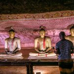 Dambulla Cave Temple is The Sistine Chapel of the Buddhism World