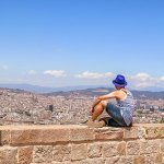 City Skyline: Splendid Views of Barcelona From Montjuic Castle