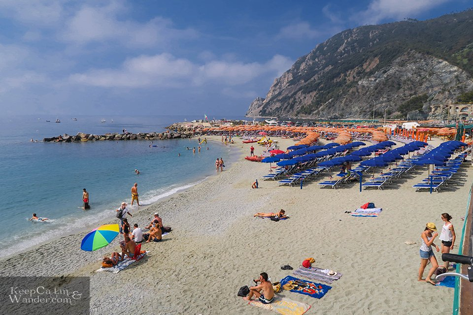 The Five Villages of Cinque Terre – Which One is the Best to Visit? (Monterosso, Italy).