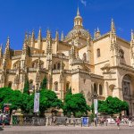 Spain: Why You Should Visit Segovia Cathedral
