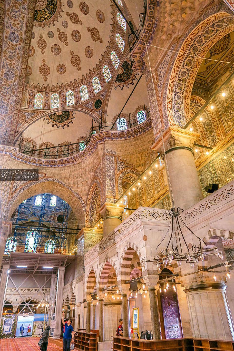 10 Things You Need to Know Before Visiting the Blue Mosque (Istanbul, Turkey).