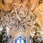 Sedlec Ossuary – The Church With 40,000 Human Bones Inside!