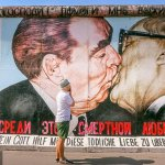 40 Photos: The Murals on the East Side Gallery of the Berlin Wall