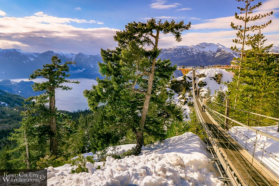 Travel Blog Gondola Ride - Sea to Sky (Squamish, British Columbia).