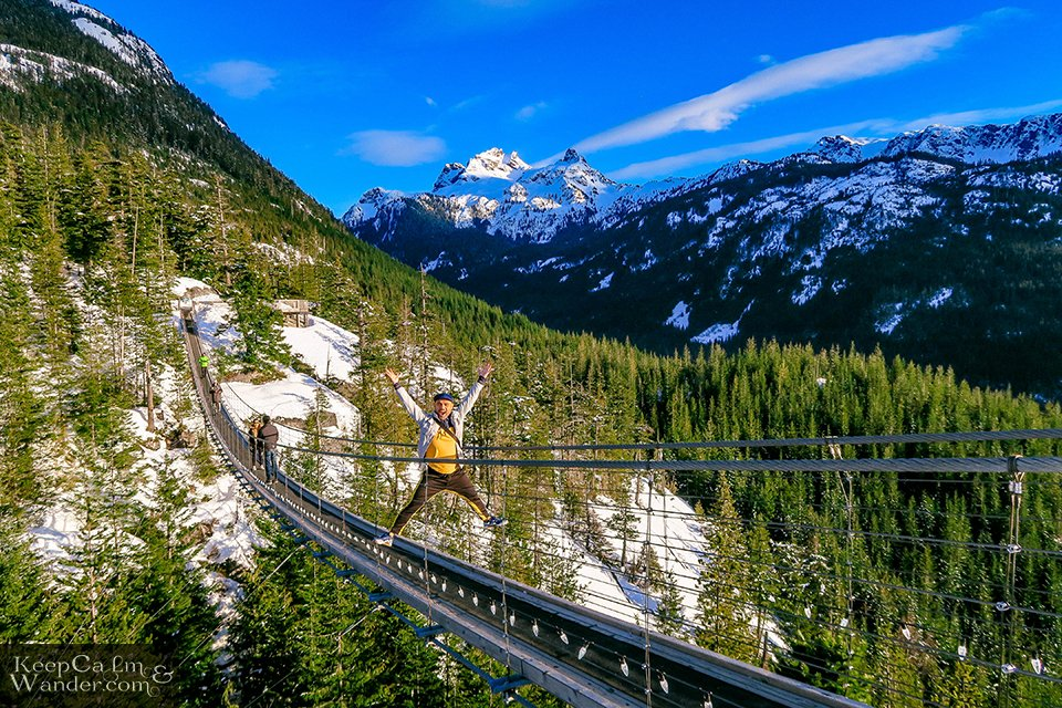 Gondola Ride - Sea to Sky (Squamish, British Columbia). Travel Blog Canada Photos