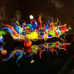 The Amazing World Inside Chihuly Glass Museum in Seattle