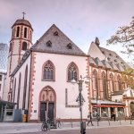 Travel Itinerary: A Day in Frankfurt