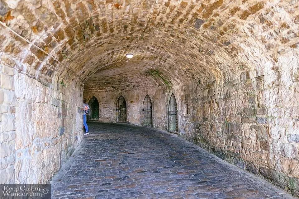 Burg Hohenzollern in Baden-Wurttemberg, Germany.  Travel Blog