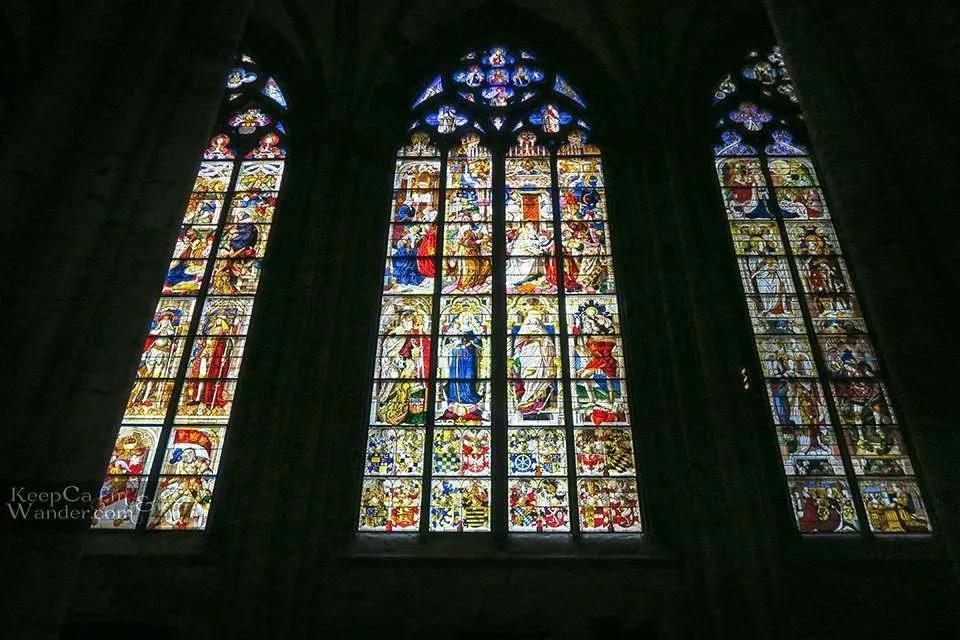 Koln Catedral (Germany).