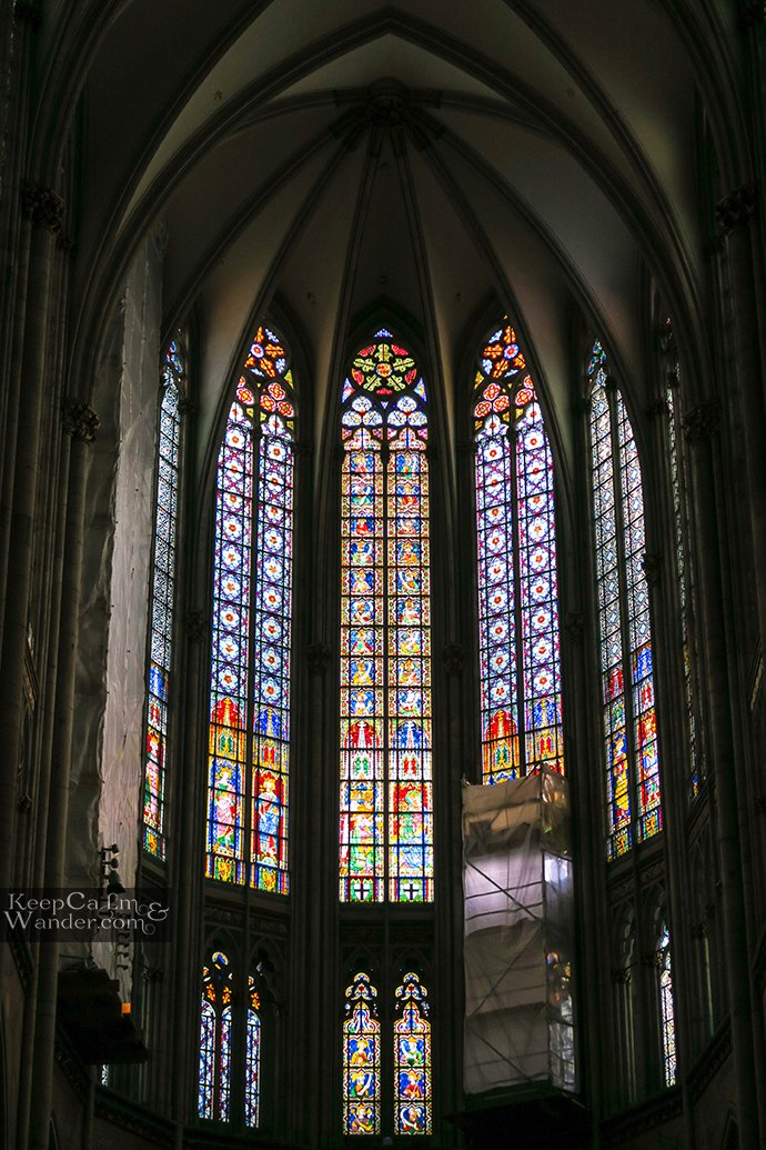 The Adoration of the Magi Window (Koln, Germany). Travel Blog