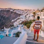 Santorini Sunset is One of The Most Amazing Sunsets I've Ever Seen