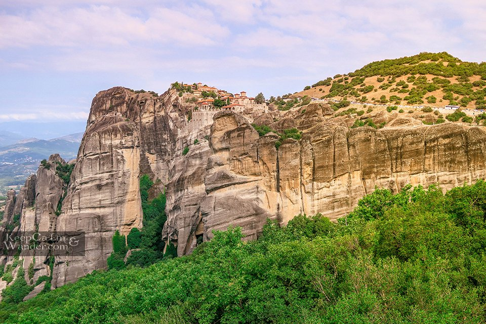 Things to do in Meteora Travel Blog Greece