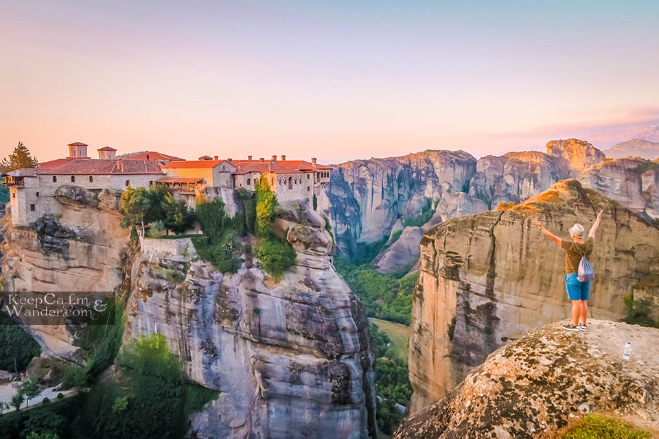 Travel Blog Things to do in Greece Meteora