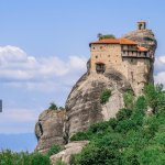 Interesting facts about St Nicholas Monastery in Meteora