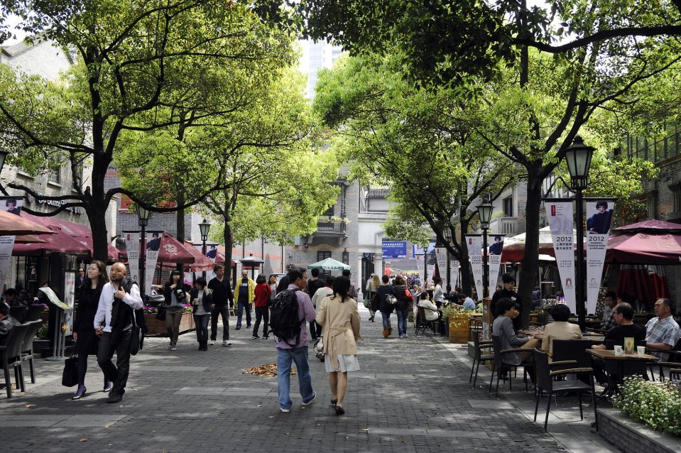 Cultural Places to Visit in Shanghai French Concession Xintiandi