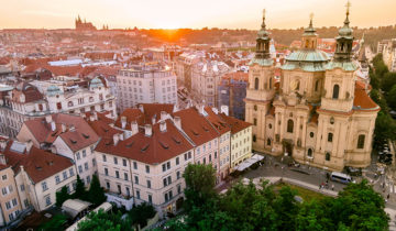 Hotel in Prague Hostel Things to do