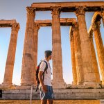 The Temple of Zeus is at the Heart of Athens