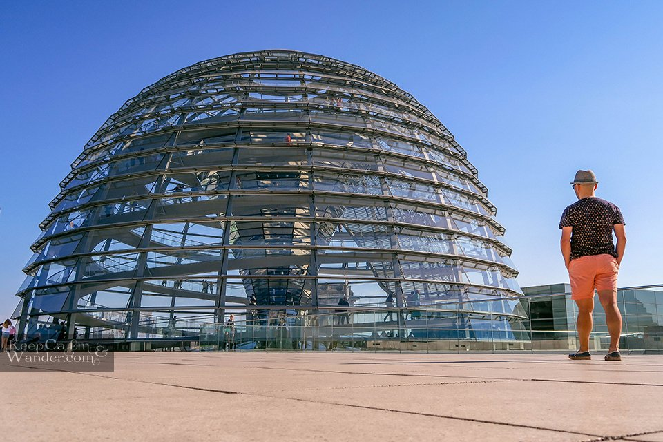 Reichstag Glass dome Berlin Things to do