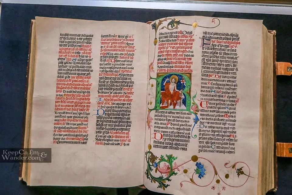 Romanesque Gospel Prague Travel Blog