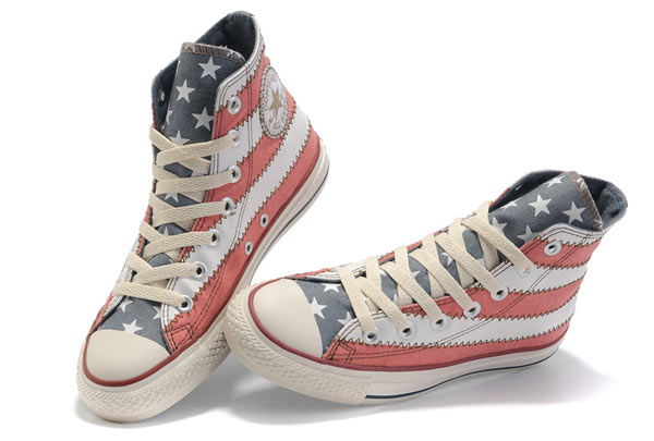 Get quirky in seconds with high-top Converse (1/4)