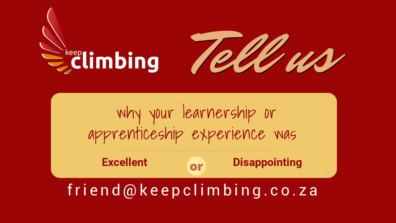 Learnership or Apprenticeship?