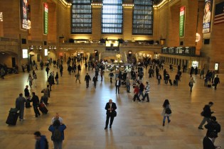 Grand Central Terminal Station - NewYork