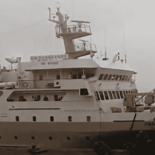 Kapal Pangrango