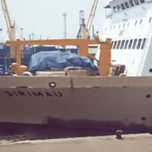 Kapal Sirimau