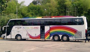 Harga Tiket Bus Putera Pelangi