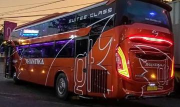 Harga Tiket Bus Shantika