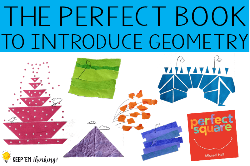 KEEP EM THINKING THE PERFECT BOOK TO INTRODUCE GEOMETRY