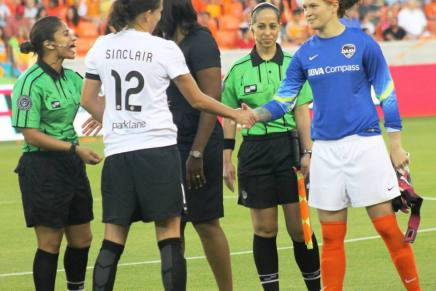 The Keeper's Notes On … The Inaugural Dash NWSL Game