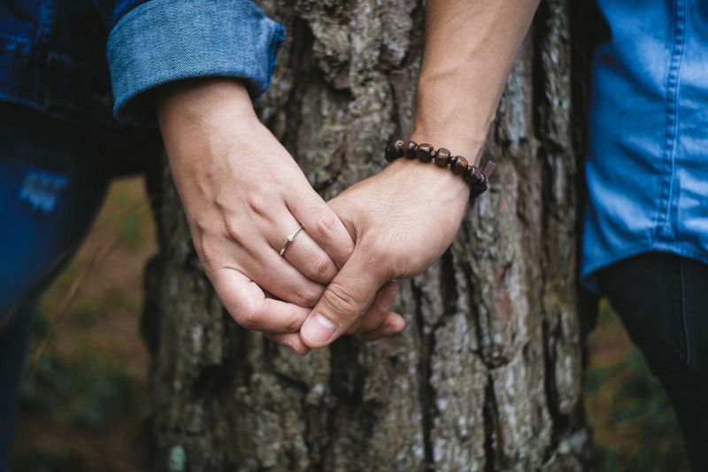 Marriage counseling saved my marriage.