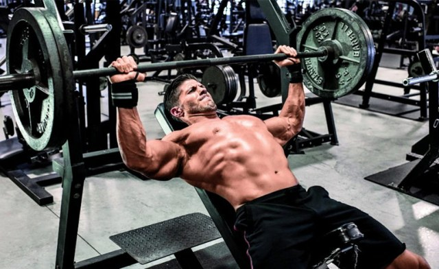 Image result for bench press benefits-well toned body