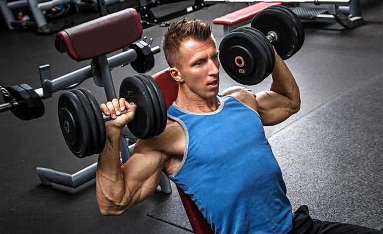 5 Top Overhead Press Variations! - Keep Fit Kingdom