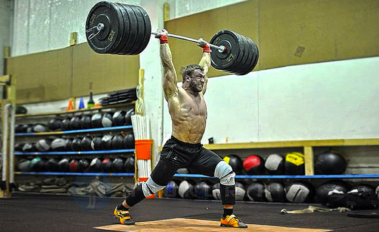 5 Awesome Olympic Weightlifter Physiques! - Keep Fit Kingdom