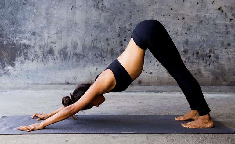5 Top Yoga Stretches for Back Pain Relief! -Keep Fit Kingdom