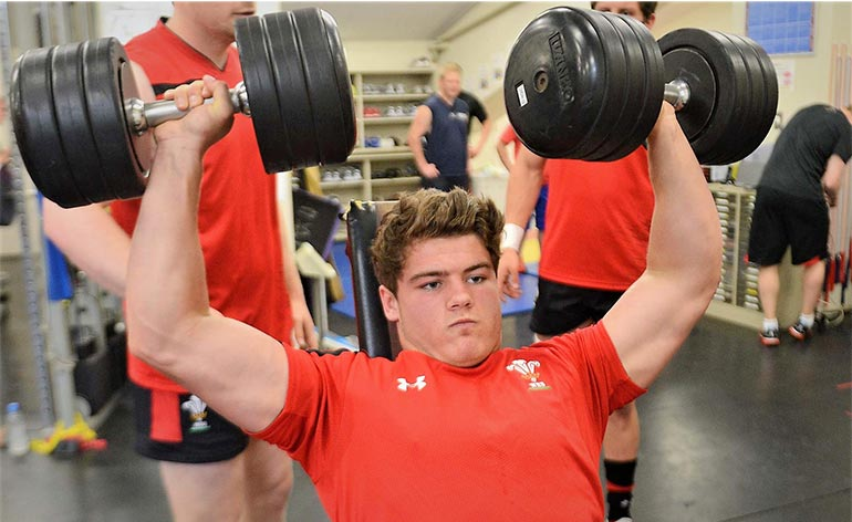 Top 5 Gym Exercises for Rugby! -Keep Fit Kingdom