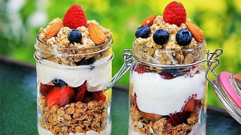 Top 5 Healthy Snacks! - Keep Fit Kingdom