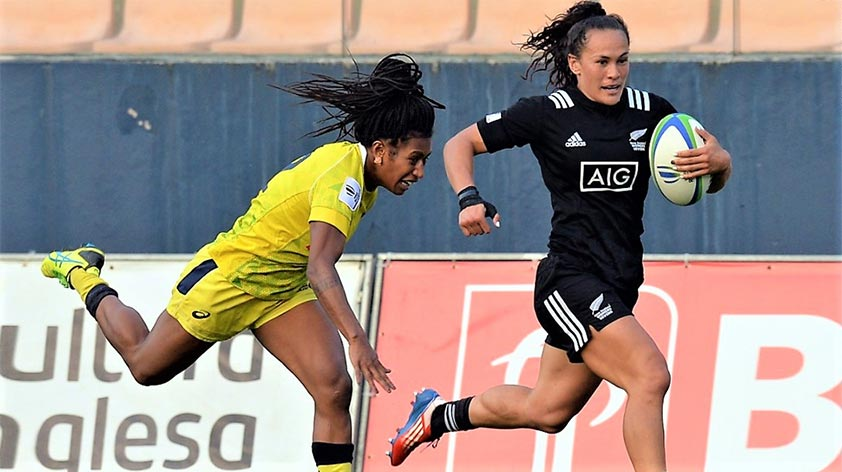 Top 5 Women in World Rugby! - Keep Fit Kingdom