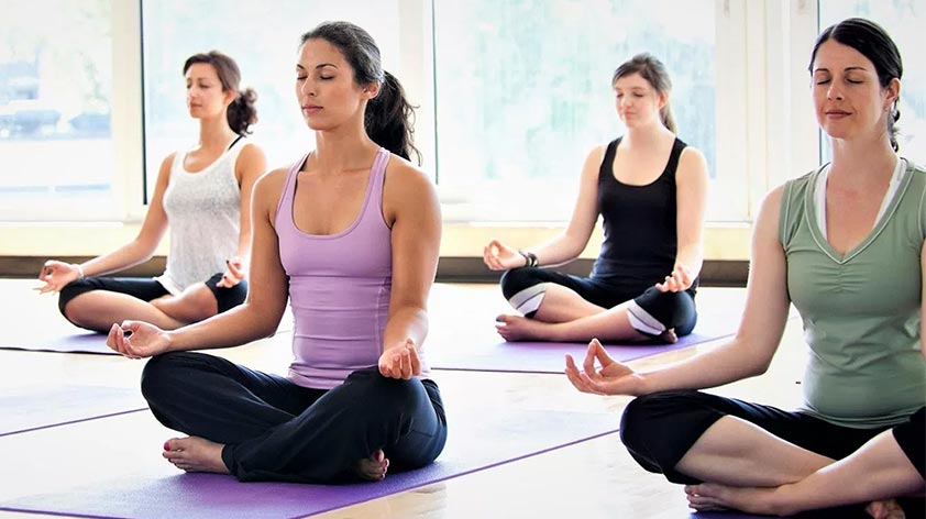 Top 5 Tips for Yoga Beginners! - Keep Fit Kingdom