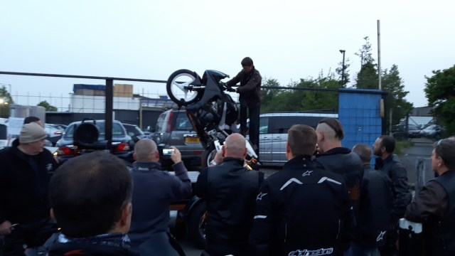 Learn to pop a wheelie without wiping out.