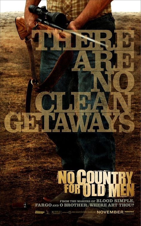 Classics No Country For Old Men 2007 Keeping It Reel