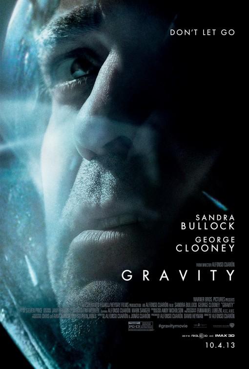 gravityclooneyposter