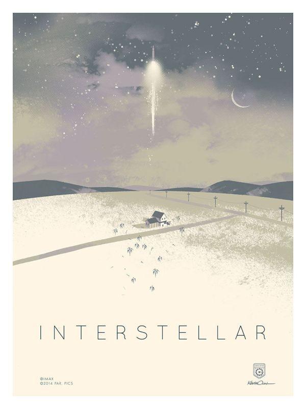 InterstellarIMAXkevindart