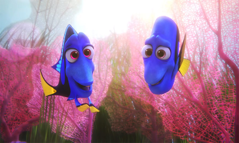 Finding Dory 2016 Review Keeping It Reel